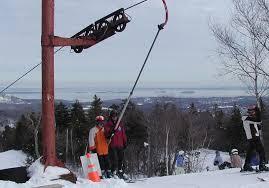 Backyard Ski Lift Homage To Camden U0027s Big T Penbay Pilot