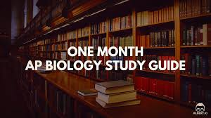one month ap biology study guide albert io