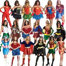 Woman Superhero Halloween Costumes Blonde Halloween Costumes Fashion Inspired Halloween Costume
