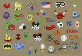 face painting design sheets