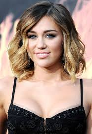whats the name of the haircut miley cyrus usto have cyrus medium hair miley cyrus hairstyles hairstyle hair pinterest