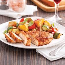 cuisiner cote de porc côtelettes de porc aux épices recettes cuisine et nutrition