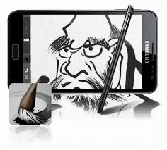 apps for samsung galaxy note utilizing the s pen for drawing