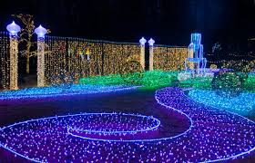 Nov 19 2016 Dec 31 2016 Holiday Lights At Garvan Woodland