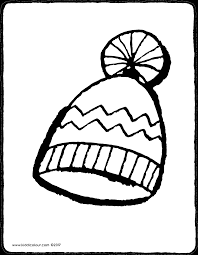 bonnet  kiddicoloriage