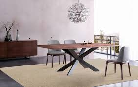 modern round dining room table 13 fresh modern glass dining room tables home design ideas