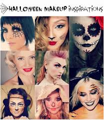 suggestions salon halloween makeup inspiration