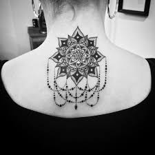 50 best back neck tattoo designs for inspiration