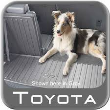 toyota sequoia cargo liner 2008 2016 toyota sequoia cargo cover auto parts available via