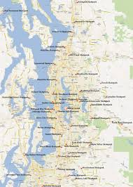 Bremerton Washington Map by River City South Park Seattle Washington Skatepark