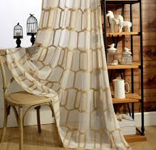 two beehive sheer curtains custom made to order upto