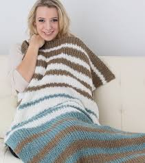 back to basics u0027 blanket double knit a great pattern for