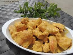 recette de cuisine escalope de dinde la cuisine en de maryline escalope de dinde au safran des