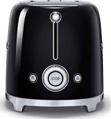 Energy Star Toaster Smeg Tsf01blus Countertop Toaster With 2 Slice Capacity Defrost