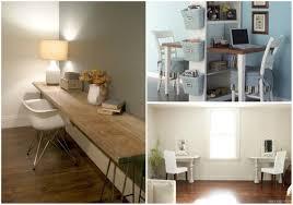 solution bureau solution rangement petit espace top une grande table dans un tout