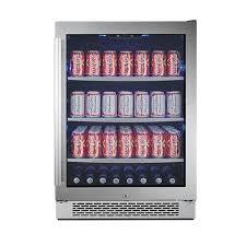 coca cola fridge glass door amazon com beverage refrigerators appliances