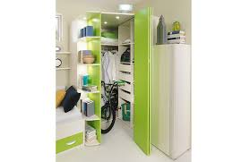 begehbarer kleiderschrank jugendzimmer rudolf jugendzimmer fiftytwo und loop creme grün möbel letz