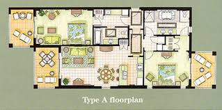 plantation floor plans coconut plantation floor plans