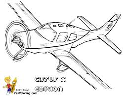 popular private airplane coloring sheet airplane free coloring