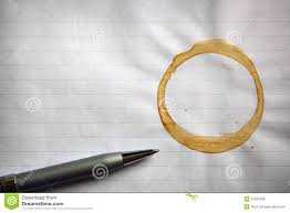 lined writing paper with picture space coffee stained lined paper background stock photo image 51833595 background blank coffee copy lined message notepad paper space