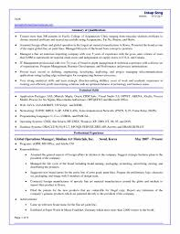 Sample Resume Of Electrician by Curriculum Vitae Electrician Resume Cv Work History Examples