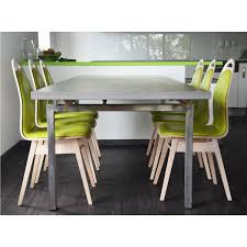 orlando t152 is elegant dining table with fixed or stretchable option
