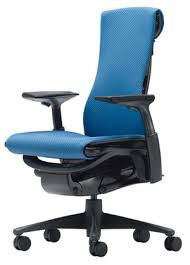High Tech Office Furniture by Test Driving The Latest High Tech Office Chairs Video Fast Company