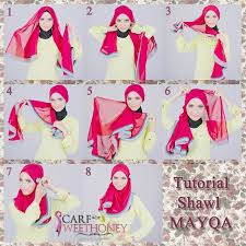niqab tutorial on dailymotion layered hijab style tutorial dailymotion fatare blog wallpaper