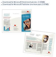 brochure templates hp hp brochure templates openoffice training tips and ideas making