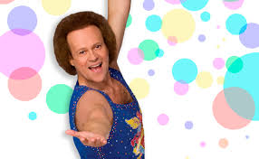 what ever happened to richard simmons green tree public library