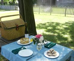picnic in the country u2013 part 1 smoked salmon goat cheese and