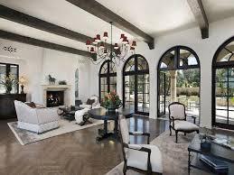 mediterranean home interior mediterranean living room artistic color decor best on home