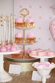 kara u0027s party ideas pink gold royal princess party planning ideas