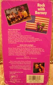 Vhs Barney U0026 Backyard Gang by Image Backview Of The 1992 Release Jpg Barney Wiki Fandom