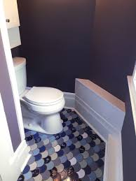 how to tile a small space craft your dream powder room