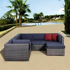 Weatherproof Wicker Patio Furniture - bellagio patio furniture outdoors the home depot