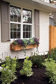 House Makeovers Ideas About Ranch House Landscaping Makeovers Planters For