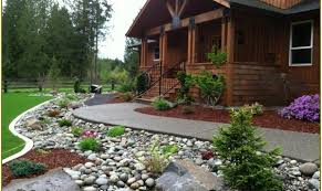 landscaping rock placement ideas afrozep com decor ideas and