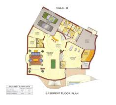 kempinski residences villa floor plans palm jumeirah dubai