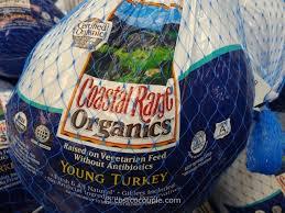 coastal range organics turkey 2014