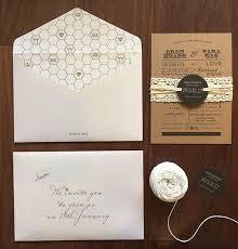 Wedding Invitations Inserts Customize Kraft Wedding Invitations Vintage Lace Wedding