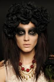 Girls Halloween Makeup Best 25 Dead Makeup Ideas On Pinterest Day Of Dead Makeup