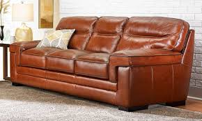 Top Grain Leather Sectional Sofas Home Decor Amusing Top Grain Leather Sofa Hd For Your