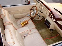 84 Monte Carlo Ss Interior 1984 Chevrolet Monte Carlo El Bandido Feature Lowrider Magazine