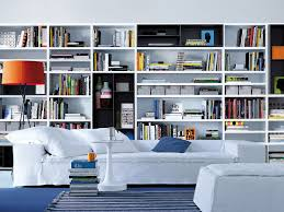 Bookcase System Sectional Wooden Bookcase Wall System Wall System Collection By
