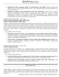Resume Builder Site Sample Of A Good Resume Best Resume Builder Website Best Sample