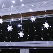 decorative led lights for home 2m 6leds christmas decorative led string light snowflake white warm