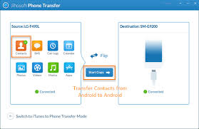 transfer contacts android to android how to transfer contacts from android to android mobile phone