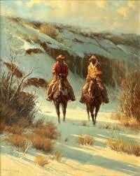 gerald harvey jones 1933 western painter