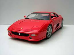 Ferrari F355 Berlinetta Gtb Red Ut Models Diecast Model Car 1 18